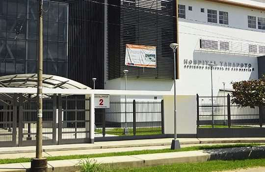 HOSPITAL DE TARAPOTO MLC FAB